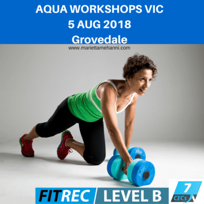 Aqua education VIC