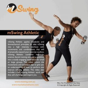 mSwing Athletic