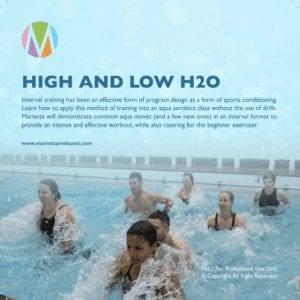 Aqua – High & Low H2O