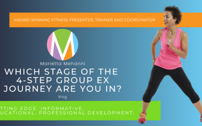 Which stage of the 4-step Group Ex journey are you in?